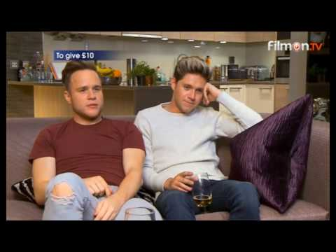 Niall Horan & Olly Murs on Gogglebox for SUTC