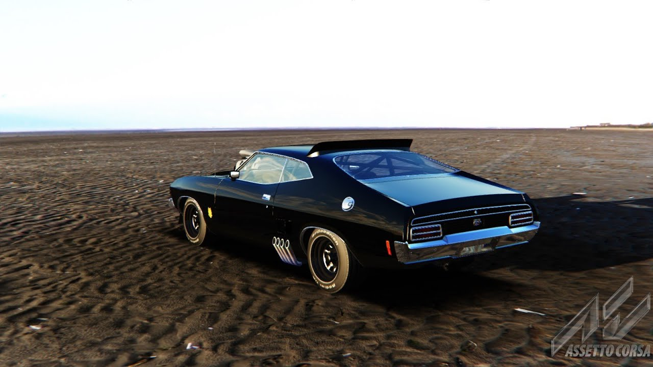 ford falcon xb gt interceptor look a like in assetto corsa youtube. Black Bedroom Furniture Sets. Home Design Ideas