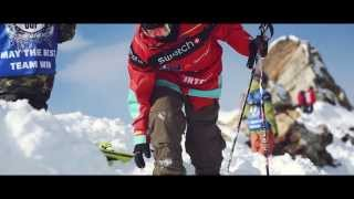Swatch Skiers Cup 2014 - Backcountry Slopestyle Highlights