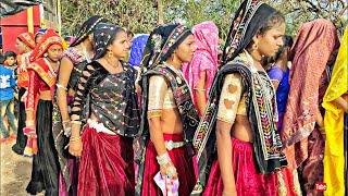 #Arjun R Meda,,Gafuli/Beautiful girls/MP Jhabua Adivasi timli dance 2021??