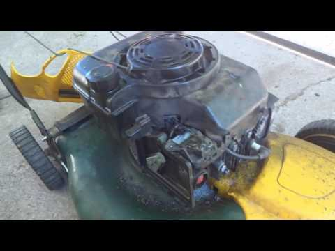 Hqdefault on Adjust Carburetor Honda Lawn Mower