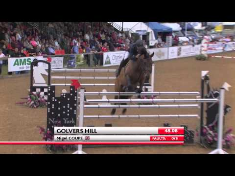 Showjumping  - British Masters 2014