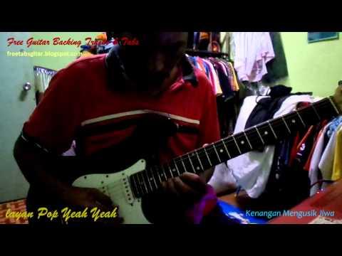 Kenangan Mengusik Jiwa Guitar CoverA Ramlie