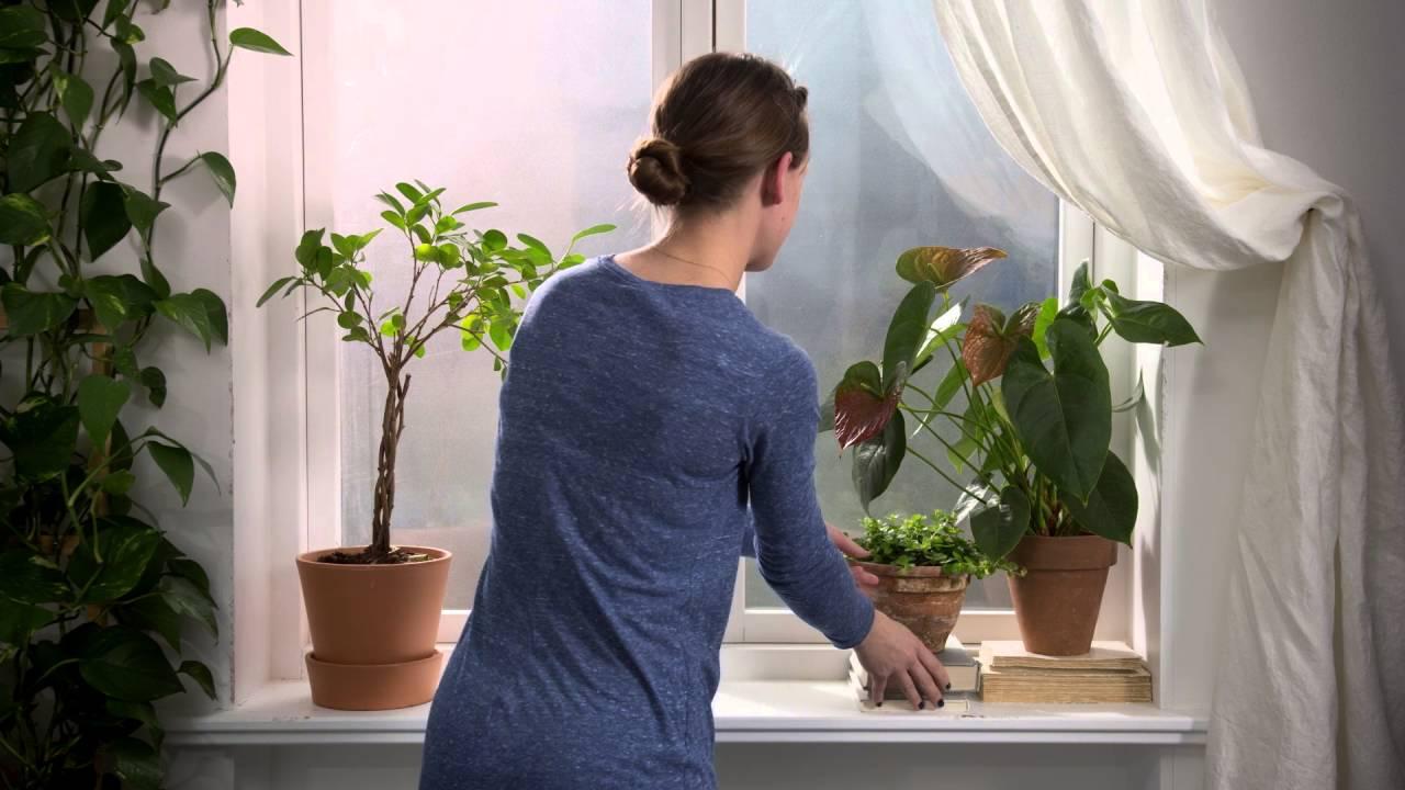 Popular IKEA - Geheimtipps eines Inneneinrichters: Fensterbank gestalten DU66