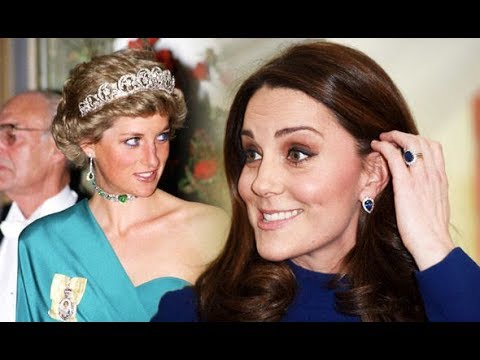 Why Kate Middleton doesn't have the 'princess' title like Diana did