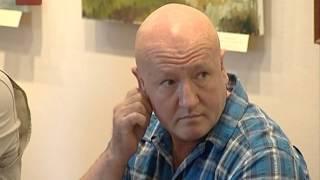 Первый Всероссийский пленэр Великий Новгород в палитре художников
