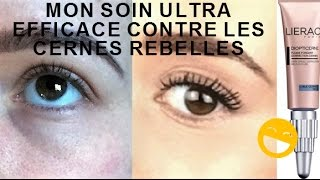 LIERAC Diopticerne, le soin anti-cernes MIRACLE sans maquillage !