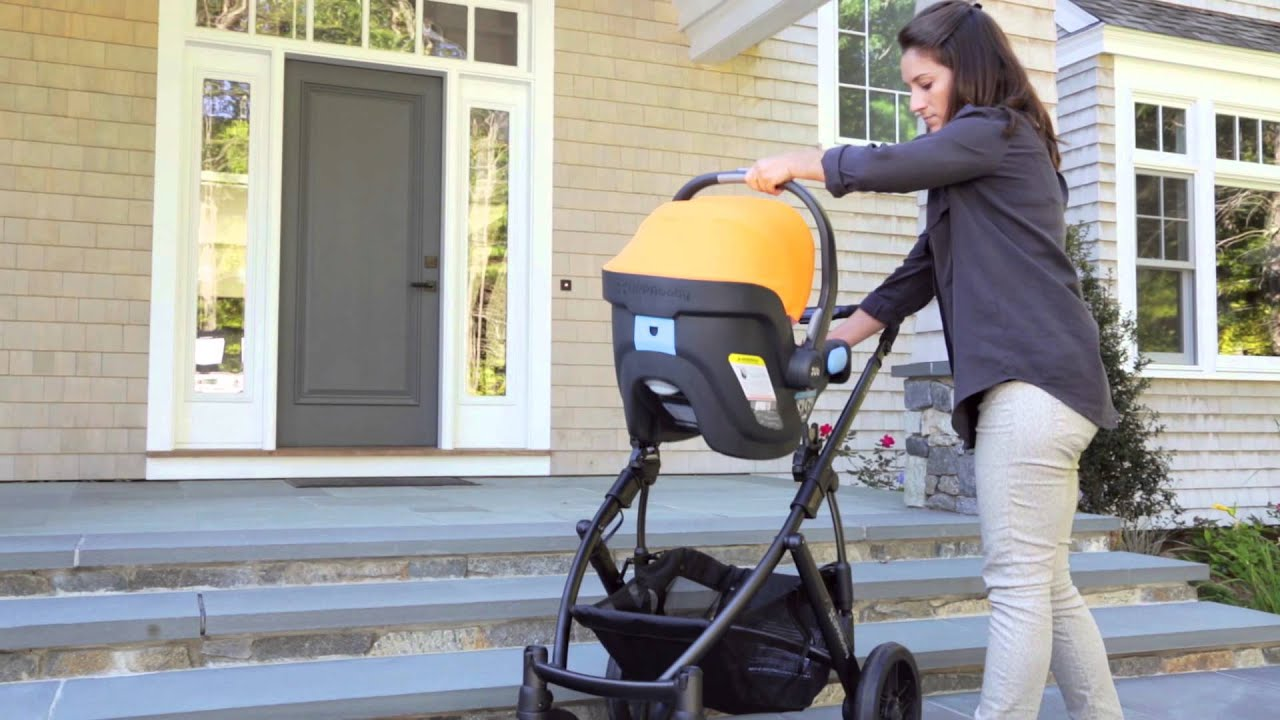 UPPAbaby MESA Installation on VISTA (2014-Earlier) - YouTube
