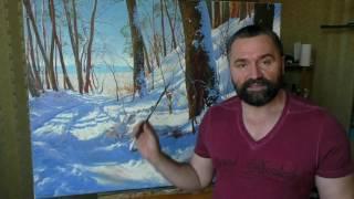 Юрий Клапоух | Уроки живописи для начинающих | Гармония