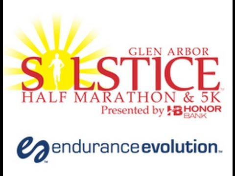2015 Glen Arbor Solstice Half Marathon