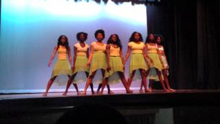 UGA African Night 2013 Dances