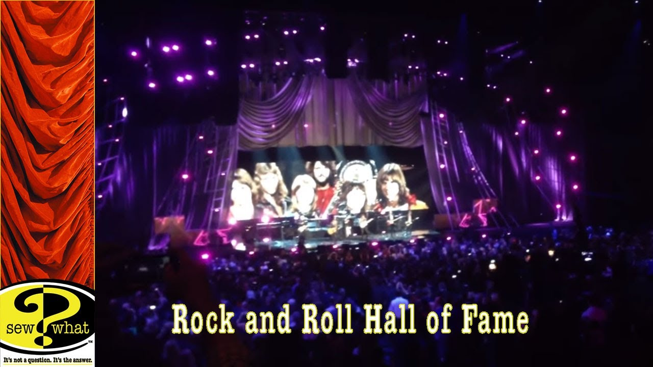 Concert Stage Design   Rock U0026 Roll Stage Drapery   YouTube