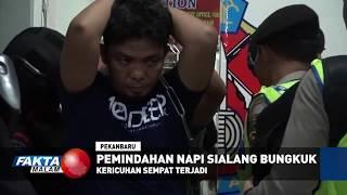 Polisi Amankan Provokator Di Rutan Sialang Bungkuk