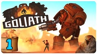 GOLIATH Gameplay - Part 1 | Wood Goliath - Giggity | Let
