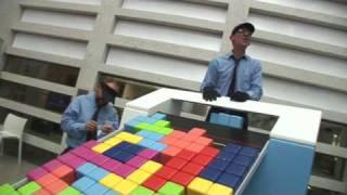 Tetris analógico // Analogical Tetris