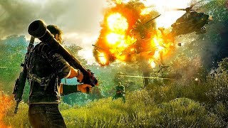 Just Cause 4 - 3 Minutes of New Gameplay Walkthrough on Xbox One (Xbox One 2018)
