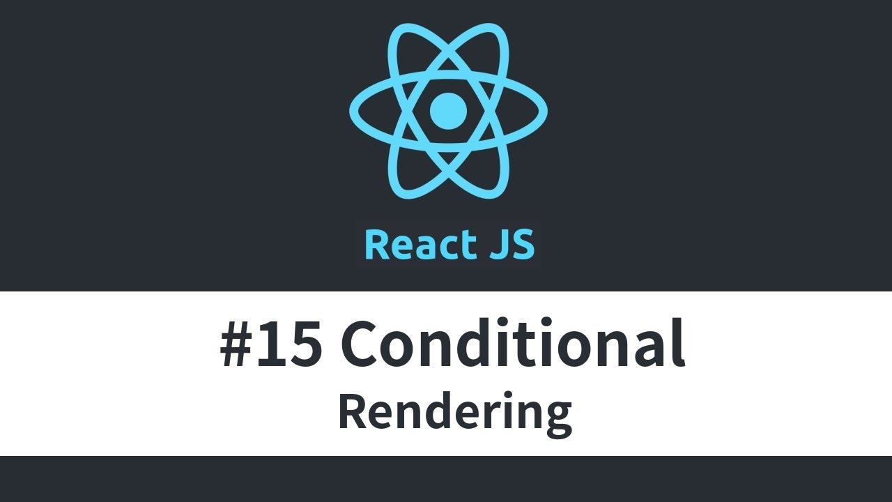 react if statement in render