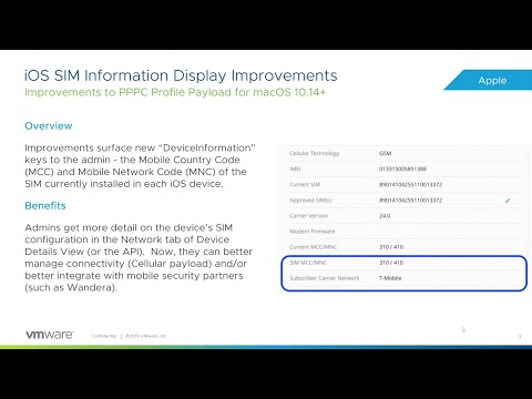 What's New in VMware Workspace ONE UEM 1811 | VMware