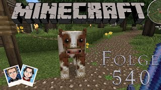 "Let's Play Minecraft #540 [Deutsch | Full-HD] Helga sagt: ""Muh!"""