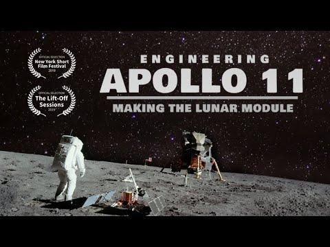 Engineering Apollo 11: Making The Lunar Module [Full Documentary]