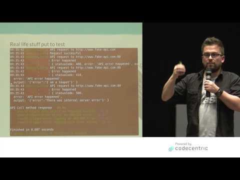 """See it fail!"" by Rastko Vukasinovic, Coding Serbia Meetup"