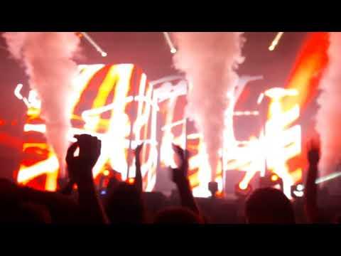 Dj kygo live concert in beirut.