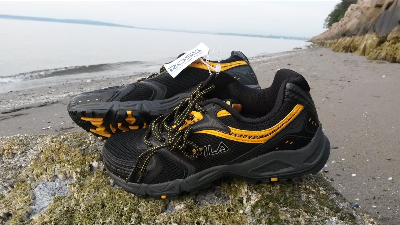 Trail Running Fila 15 Ascent Shoes Review Youtube vn08ymNwO