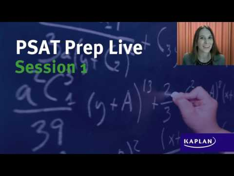 Free PSAT Prep: Solving Math Equations & Reading Strategies