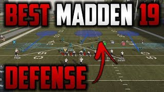 MOST FRUSTRATING COVERAGE DEFENSE IN MADDEN 19 (FREE & GLITCHY)- FREE DEFENSIVE EBOOK