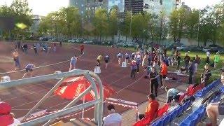 800 м. Открытый Кубок Санкт-Петербурга по лёгкой атлетике 1998 и старше.  13.05.2016