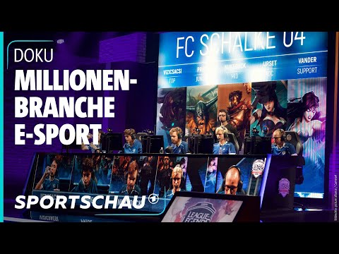 eSport - vom Schmuddelkind zum Shootingstar | Sportschau