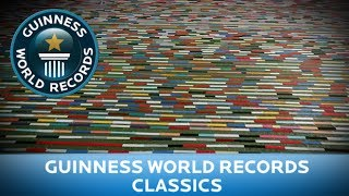 Guinness World Records Day 2013 - Longest Knitted Scarf