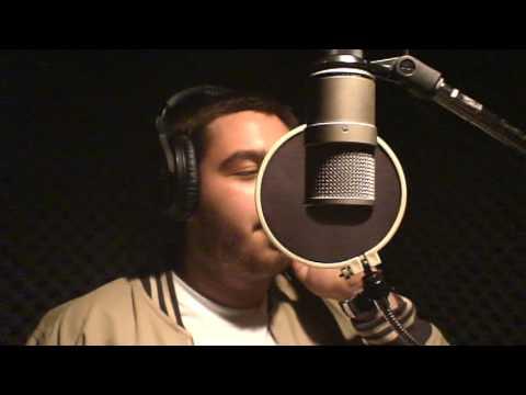 Gypsy Singing John Jace In the Studio