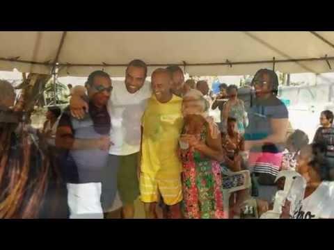 Auntie Gloria's Birthday/Mother's Day Lime, Mayaro, Trinidad