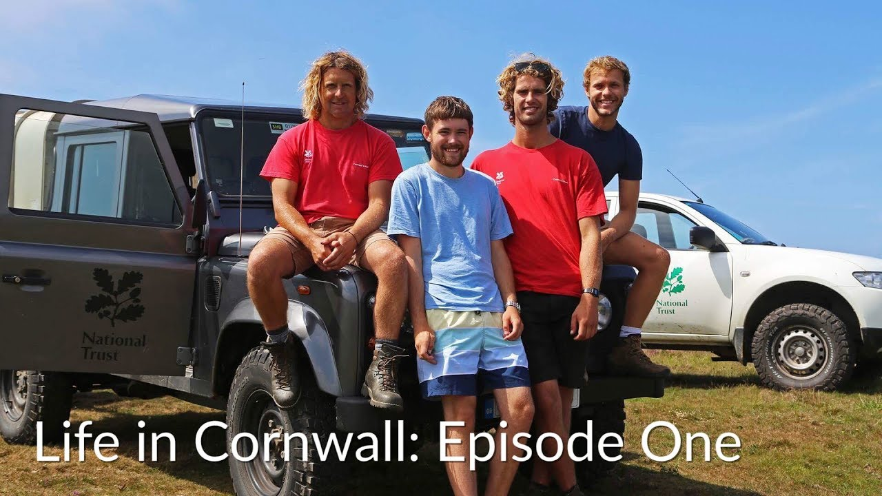 Life In Cornwall Episode 1: Butterflies