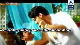 SBS - 15th May 2013 - Yash & Aarti ka last romance scene