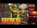BLACK OPS 4 ZOMBIES - LES NOUVEAUX SECRETS DE IX, VOYAGE OF DESPAIR ET BLOOD OF THE DEAD!