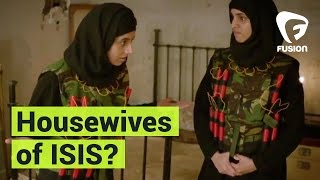 The Real Housewives of ISIS – Funny or Offensive? | Fusion