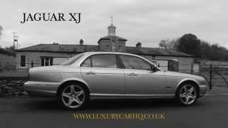 Jaguar XJ V6 3.0 X350 Demo