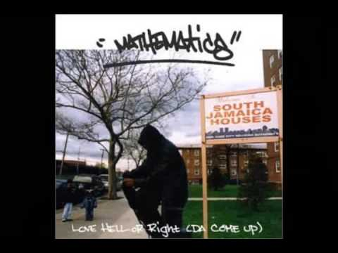 Mathematics - Hip Hop 101 ft. Allah Real, Born Justice, M-Speed, Prodigal Sunn, ShaCronz