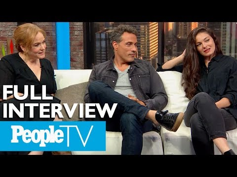 'The Man In The High Castle' Cast On Season 3 Secrets, Filming Season 4 & More FULL  PeopleTV