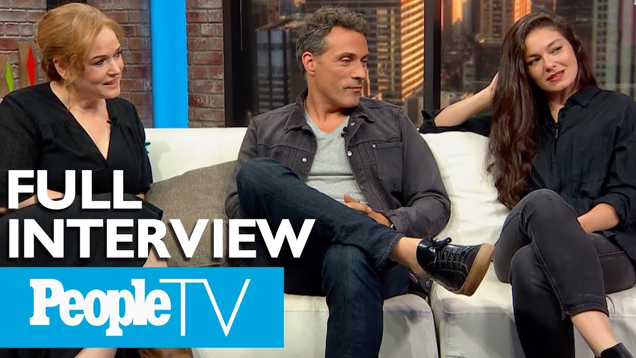 The Man In The High Castle\' Cast On Season 3 Secrets, Filming Season ...