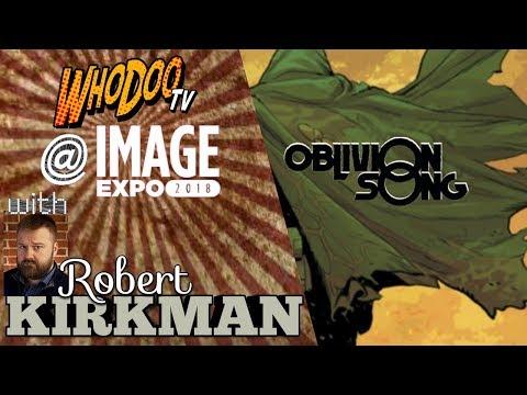 Image Expo 2018 | Robert Kirkman Press Conference