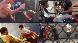 Future Champions - Training UFC fighters kids [HIGHLIGHTS]