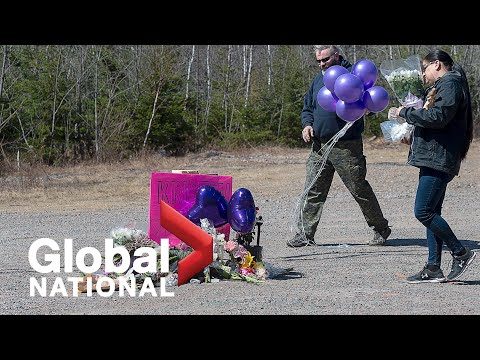 Global National: April 21, 2020 | Could an emergency alert have saved lives in Nova Scotia shooting?