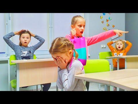 Маргарита ВЫГНАЛА НОВЕНЬКУЮ Со Школы