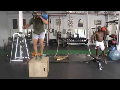 Cross Training Workout Chaos Training