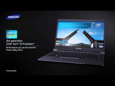 Samsung Series 9 NP900X3C Ultrabook - Overview