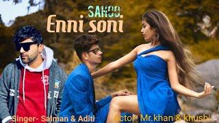 Saaho Enni Soni Song Prabhas Shraddha Kapoor Guru Randhawa Tulsi Kumar Salman & Aditi