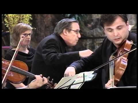 Brahms: Piano quartet nr. 2 in A major op. 26